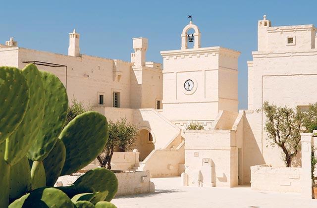 A chapel in Borgo Egnazia, Italy