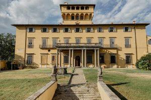 Villa Maiano Tuscany, Italy