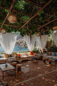 A wedding in Positano at Hotel Tre Ville