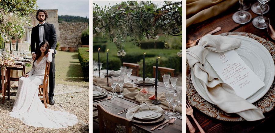 Matrimonio e ricevimento villa di Maiano - Firenze