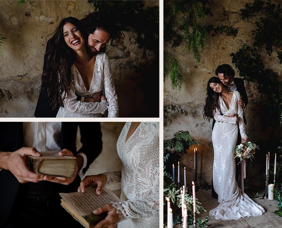 sposi villa di Maiano - Firenze