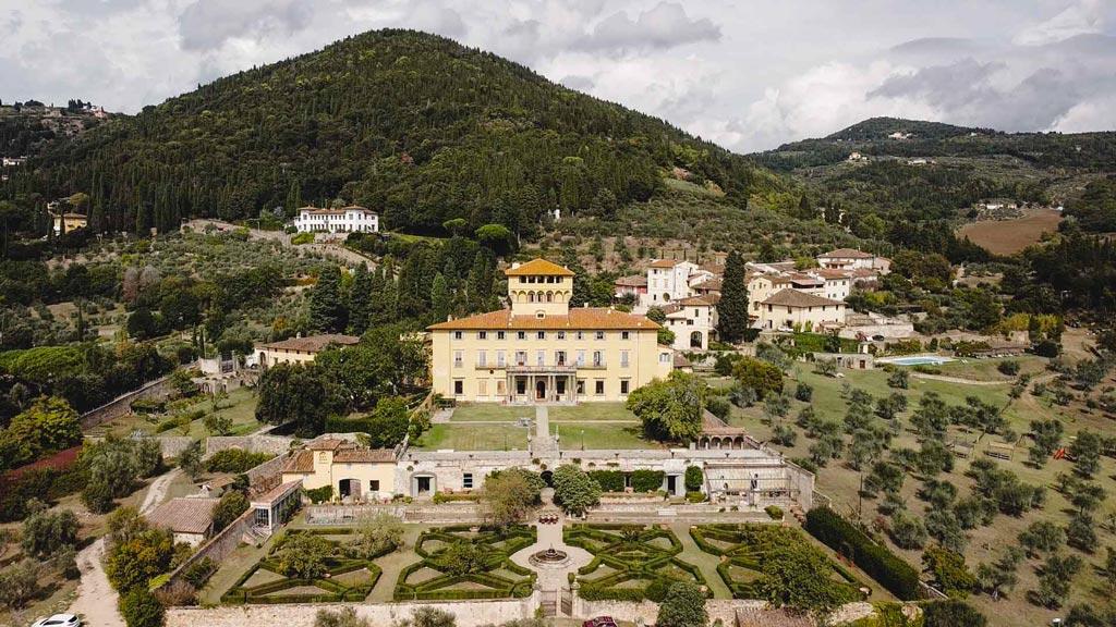 Matrimonio villa di Maiano - Firenze