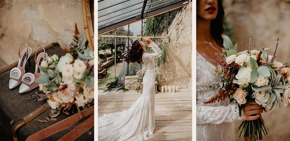Sposa villa di Maiano - Firenze