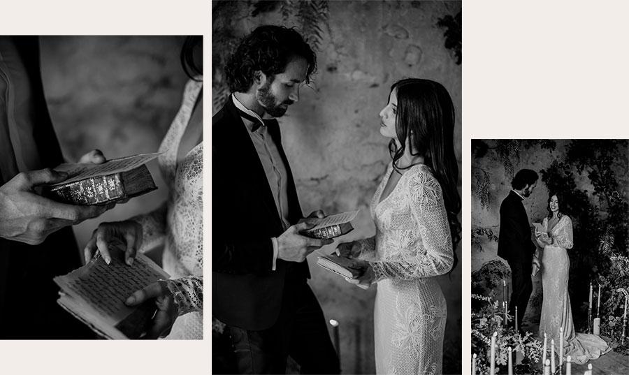 La fotografia è la chiave per i ricordi più intimi, soprattutto in occasione matrimonio con pochi invitati